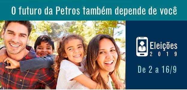 resultado eleições Petros
